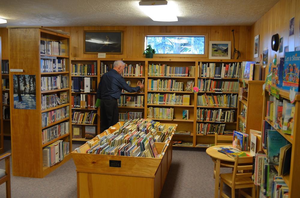 Church Library | Zion Mennonite Church